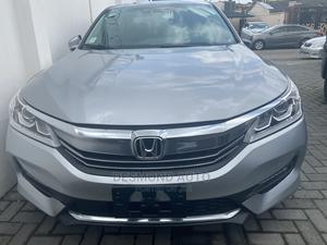 Honda Accord 2017 Silver   Cars for sale in Lagos State, Surulere