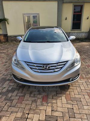 Hyundai Sonata 2013 Silver   Cars for sale in Enugu State, Enugu