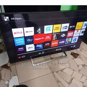 43 Inch Sony Android UHD LED TV - London Used | TV & DVD Equipment for sale in Lagos State, Ojo