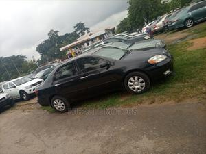 Toyota Corolla 2005 Black   Cars for sale in Cross River State, Calabar