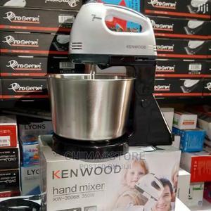 Kenwood Hand Mixer Blender With Bowl 350watt   Kitchen Appliances for sale in Lagos State, Lagos Island (Eko)