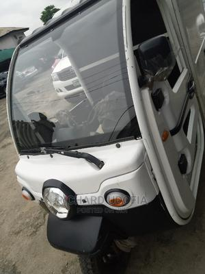 Tricycle 2016 White   Motorcycles & Scooters for sale in Rivers State, Port-Harcourt