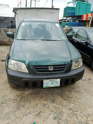 Honda CR-V 1999 2.0 4WD Automatic Green   Cars for sale in Lagos State, Ikeja