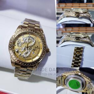 Rolex Dragon Design Wristwatch | Watches for sale in Lagos State, Ikorodu