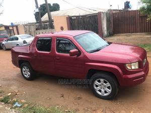Honda Ridgeline 2007 Red   Cars for sale in Lagos State, Isolo
