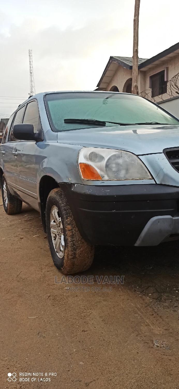 Honda Pilot 2005 LX 4x4 (3.5L 6cyl 5A) Blue