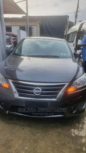 Nissan Sentra 2015 Gray   Cars for sale in Lagos State, Ikeja