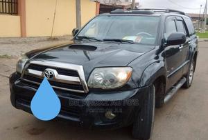 Toyota 4-Runner 2006 Sport Edition 4x4 V6 Black | Cars for sale in Lagos State, Ikeja