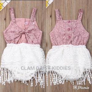 Baby Lace Romper | Children's Clothing for sale in Lagos State, Ajah