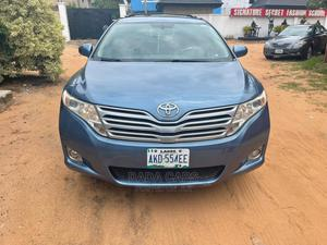 Toyota Venza 2010 V6 AWD Blue | Cars for sale in Lagos State, Ikeja