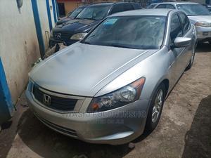 Honda Accord 2008 Silver | Cars for sale in Lagos State, Ifako-Ijaiye