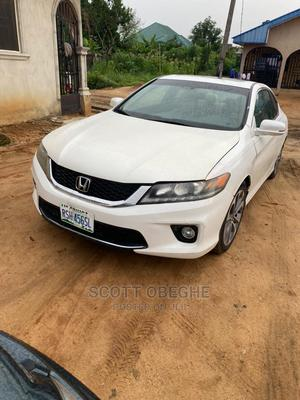 Honda Accord 2014 White | Cars for sale in Delta State, Oshimili South