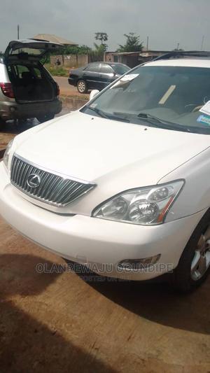 Lexus RX 2006 White | Cars for sale in Ogun State, Ado-Odo/Ota