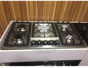 Hicel Inbuilt Gas Hub 5 Burner Stainless   Kitchen Appliances for sale in Abuja (FCT) State, Maitama