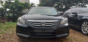 Honda Accord 2011 Sedan EX-L Black   Cars for sale in Abuja (FCT) State, Central Business Dis