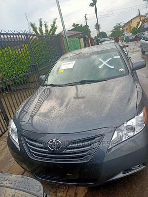 Toyota Camry 2008 2.4 LE Gray   Cars for sale in Lagos State, Surulere