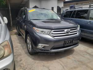 Toyota Highlander 2011 Limited Gray   Cars for sale in Lagos State, Ikeja