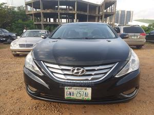 Hyundai Sonata 2012 Black | Cars for sale in Abuja (FCT) State, Central Business Dis