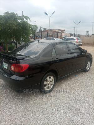 Toyota Corolla 2004 Sedan Automatic Black   Cars for sale in Oyo State, Ibadan