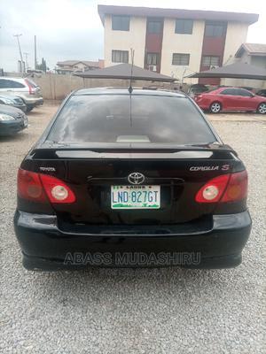 Toyota Corolla 2004 Sedan Automatic Black | Cars for sale in Oyo State, Ibadan