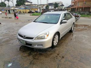 Honda Accord 2007 Silver | Cars for sale in Rivers State, Port-Harcourt