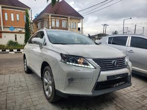 Lexus RX 2010 350 White | Cars for sale in Lagos State, Magodo