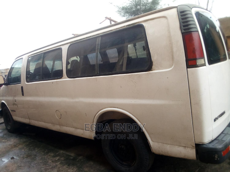 Archive: Chevrolet Bus