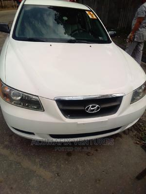 Hyundai Sonata 2011 White | Cars for sale in Rivers State, Port-Harcourt