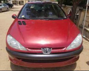 Peugeot 206 2006 Red | Cars for sale in Gombe State, Akko