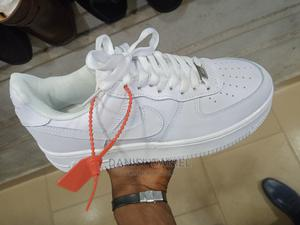 White Canvas | Shoes for sale in Rivers State, Port-Harcourt
