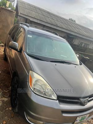 Toyota Sienna 2005 XLE Gray   Cars for sale in Ogun State, Abeokuta South