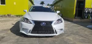 Lexus IS 2010 250 AWD Automatic White | Cars for sale in Lagos State, Lekki