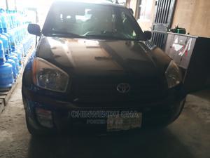 Toyota RAV4 2004 Black | Cars for sale in Lagos State, Ikeja