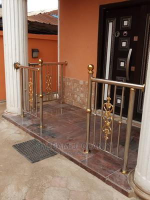 Golden Stainless Handrails   Building Materials for sale in Lagos State, Alimosho