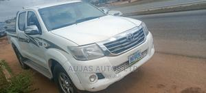 Toyota Hilux 2012 2.5 D-4d 4X4 SRX White | Cars for sale in Abuja (FCT) State, Gwarinpa