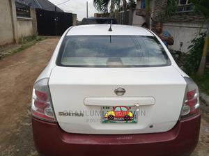 Nissan Sentra 2010 2.0 White | Cars for sale in Lagos State, Ikorodu