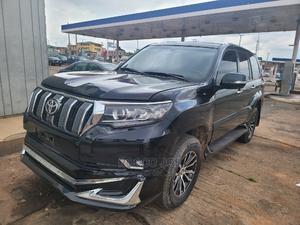 Toyota Land Cruiser Prado 2018 Black | Cars for sale in Oyo State, Oluyole