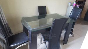 Dining Set With 4chairs | Kitchen & Dining for sale in Rivers State, Port-Harcourt