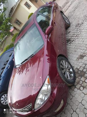Toyota Camry 2006 Red | Cars for sale in Abuja (FCT) State, Gwarinpa