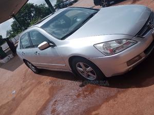 Honda Accord 2004 Silver | Cars for sale in Abuja (FCT) State, Gwagwalada