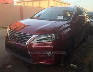 Lexus RX 2010 350 Red   Cars for sale in Lagos State, Magodo