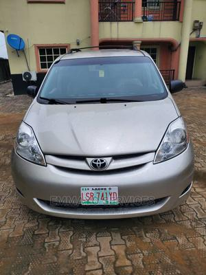 Toyota Sienna 2008 LE Gray   Cars for sale in Rivers State, Port-Harcourt