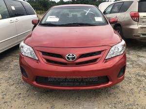 Toyota Corolla 2012 Red   Cars for sale in Lagos State, Amuwo-Odofin