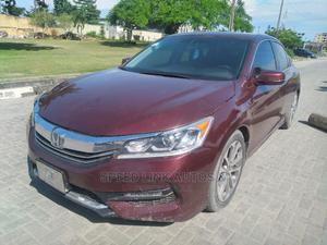 Honda Accord 2014 Red   Cars for sale in Lagos State, Ajah