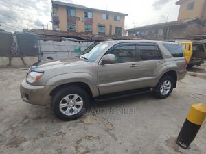 Toyota 4-Runner 2006 Limited 4x4 V6 Gold   Cars for sale in Lagos State, Ikeja
