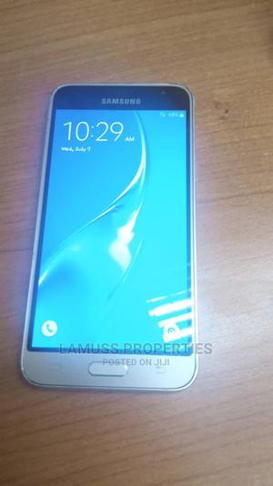 Samsung Galaxy J3 16 GB Gold | Mobile Phones for sale in Lagos State, Ajah