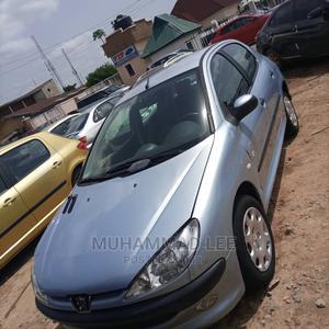 Peugeot 206 2005 1.6 HDI Silver | Cars for sale in Kaduna State, Kaduna / Kaduna State
