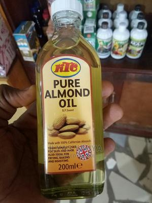 Pure Almond Oil | Skin Care for sale in Kwara State, Ilorin West