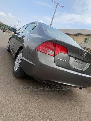 Honda Civic 2006 1.4 Gray | Cars for sale in Abuja (FCT) State, Lokogoma