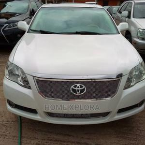 Toyota Avalon 2006 Touring White | Cars for sale in Lagos State, Abule Egba